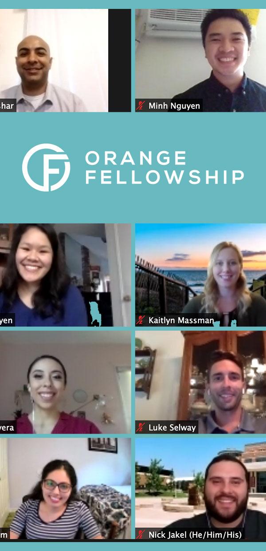 Orange Fellows
